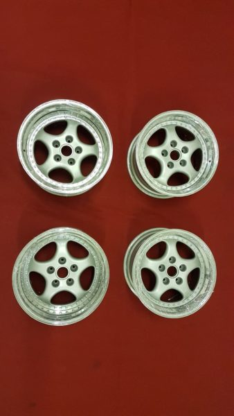 Porsche 964 Rs 38 Wheels By Speedline Original Thomas